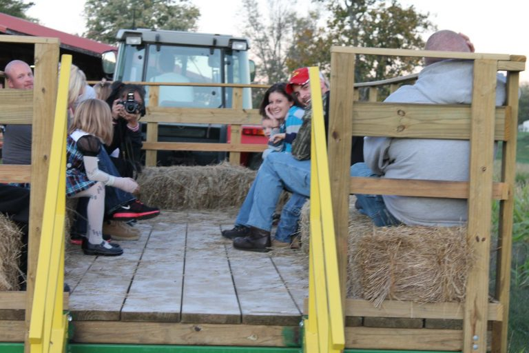 Past Year Hayrides